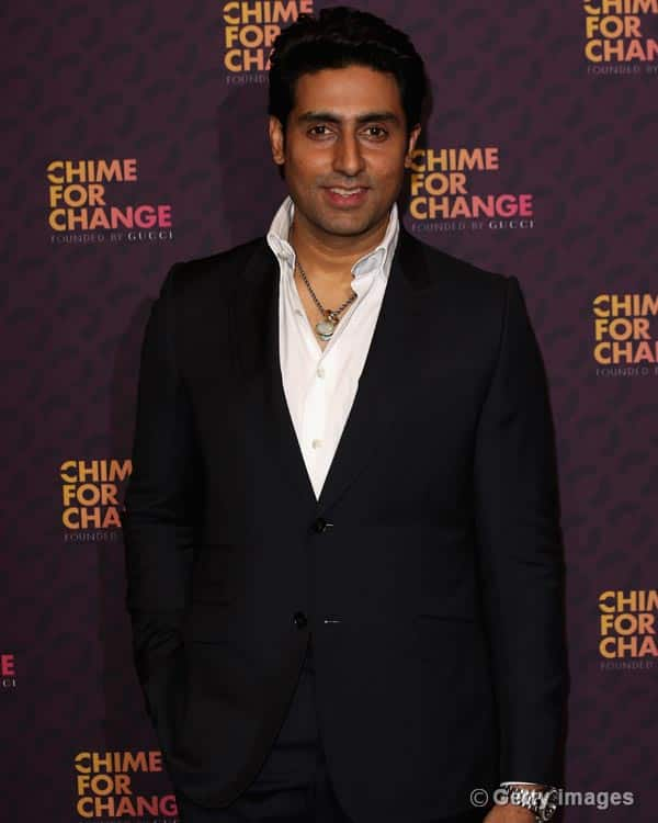 Abhishek Bachchan to wear yellow trunks in Dostana 2…really?