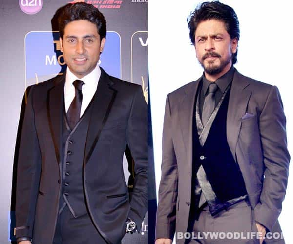 Aamir Khan or Shahrukh Khan - Who is Abhishek Bachchan's favourite Khan?