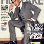Do you like Akshay Kumar as Filmfare's coverboy this fortnight?