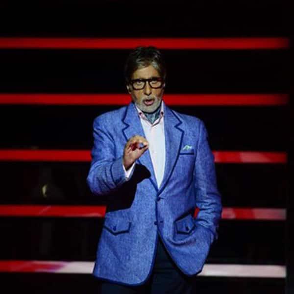 Amitabh Bachchan gets nervous before the launch of Kaun Banega Crorepati