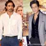 Have Arjun Rampal and Shahrukh Khan really buried the hatchet?