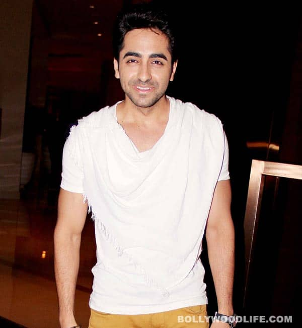 Is Ayushmann Khurrana acting too pricey?