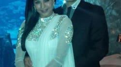 Veena Malik with boyfriend Shaikh Umar Farukh Zahoor