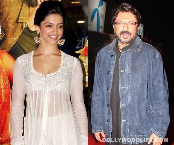Why did Sanjay Leela Bhansali yell at Deepika Padukone?