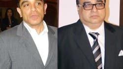 Firoz Nadiadwala and Rajkumar Santoshi