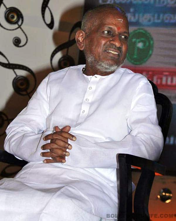 Ilaiyaraaja to compose in temple with fans watching