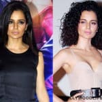 Straight vs curly hair: What suits Kangna Ranaut better?