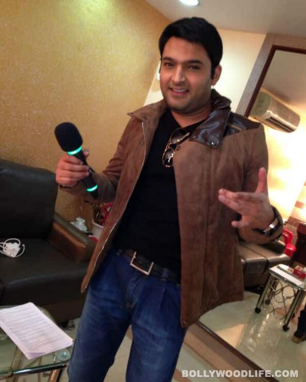 Kapil Sharma in Bigg Boss 7