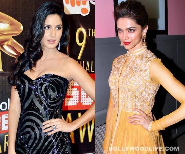 What advice did Katrina Kaif offer Deepika Padukone?