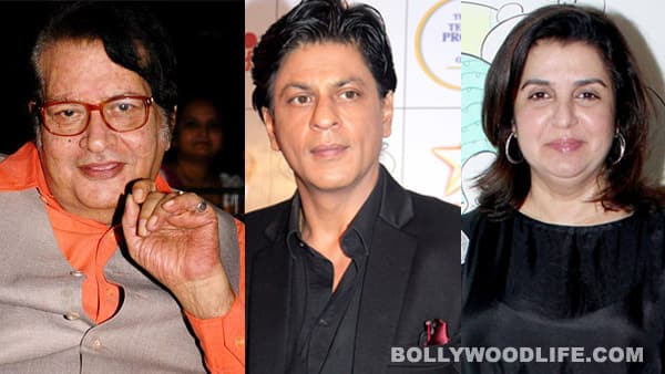 Manoj Kumar to withdraw case against Shahrukh Khan and Farah Khan