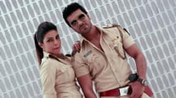 Priyanka Chopra and Ram Charan Teja in Mumbai Ke Hero song