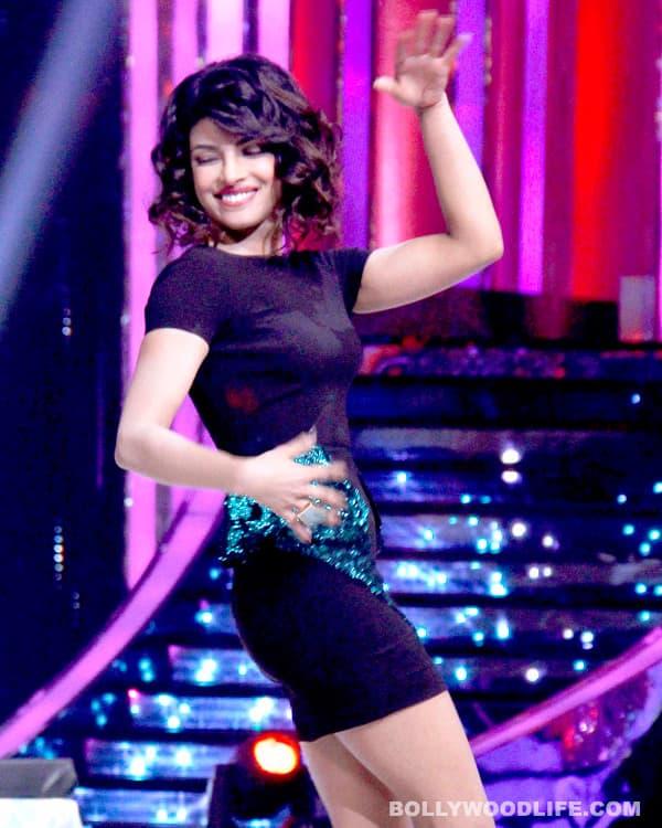 Priyanka Chopra: Shall I teach you how to do a thumka?