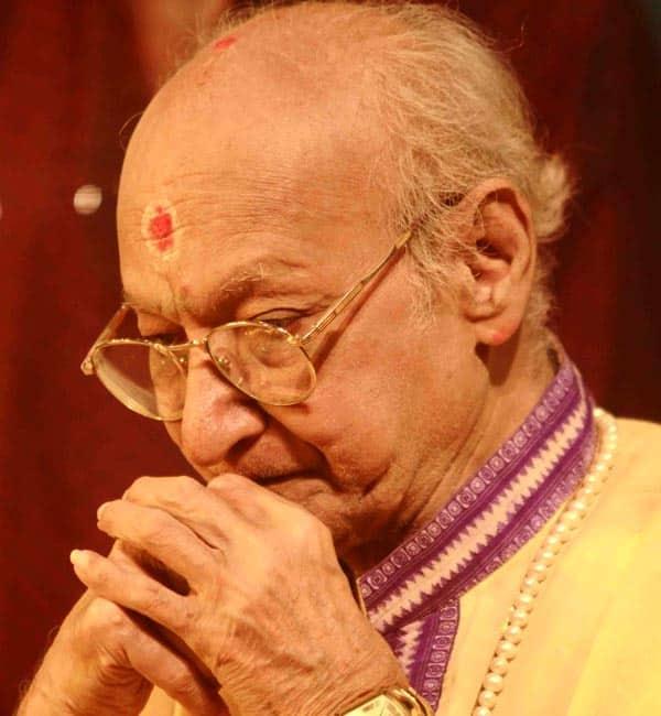 Pandit Raghunath Panigrahi passes away