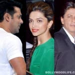 What happened when Shahrukh Khan met Salman Khan, again?
