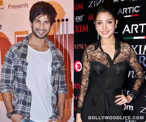 Shahid Kapoor wants to romance AnushkaSharma!