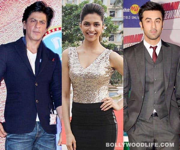 Does Deepika Padukone want more of Shahrukh Khan and Ranbir Kapoor?