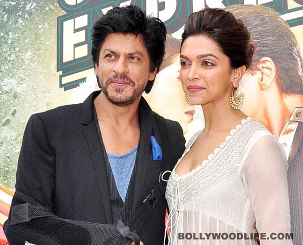 Why did Shahrukh Khan show dirty videos to Deepika Padukone?