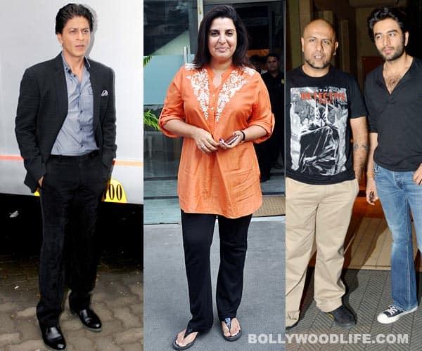 Have Shahrukh Khan and Vishal-Shekhar hugged and madeup?