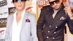 Honey Singh, Shahrukh Khan
