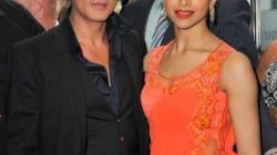 Shahrukh Khan and Deepika Padukone at Chennai Express promotion in London
