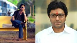 Shahrukh Khan and Raj Thackeray at war over Chennai Express