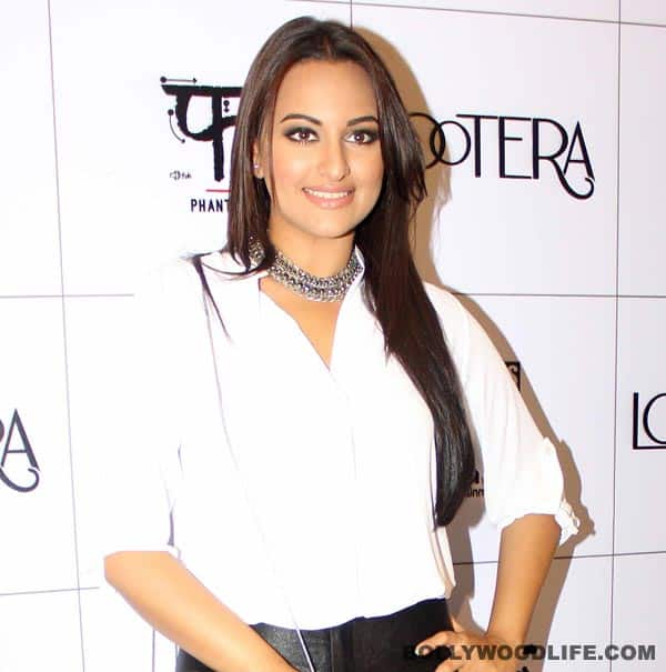 Is it all work, no party for Sonakshi Sinha?