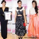 Vogue Beauty Awards 2013: Sonam Kapoor, Alia Bhatt, Neha Dhupia– whose style choice paid off?
