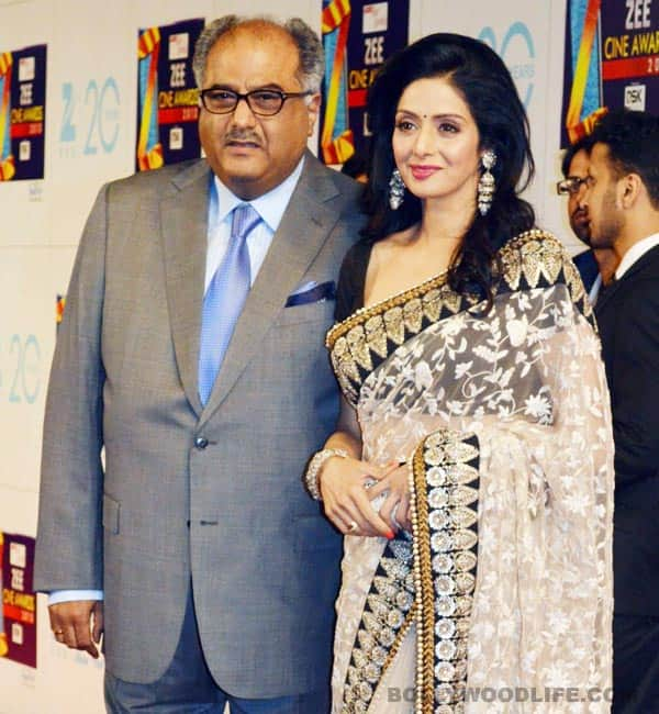 How is Boney Kapoor planning to celebrate Sridevi's birthday?