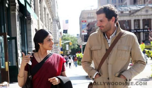Sridevi's English Vinglish goes global!