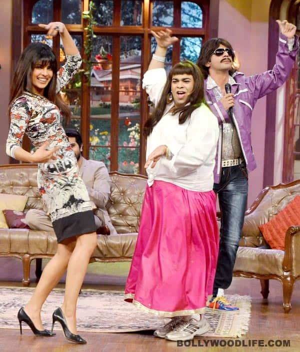 Comedy Nights with Kapil Sharm : Priyanka Chopra special