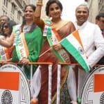 Vidya Balan is a hit at the India Day Parade in NY!