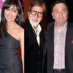 Amitabh Bachchan and Rishi Kapoor to fight over Chitrangda Singh!