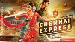 Chennai Express movie review Variety