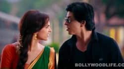 Deepika Padukone and Shahrukh Khan in Chennai Express