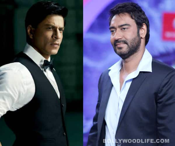 Shahrukh Khan and Ajay Devgn to share screen space?