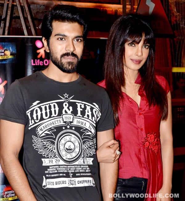 Priyanka Chopra and Ram Charan Teja to host an episode of