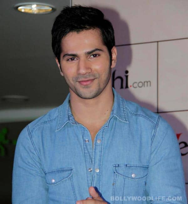 Who is the love of Varun Dhawan's life?