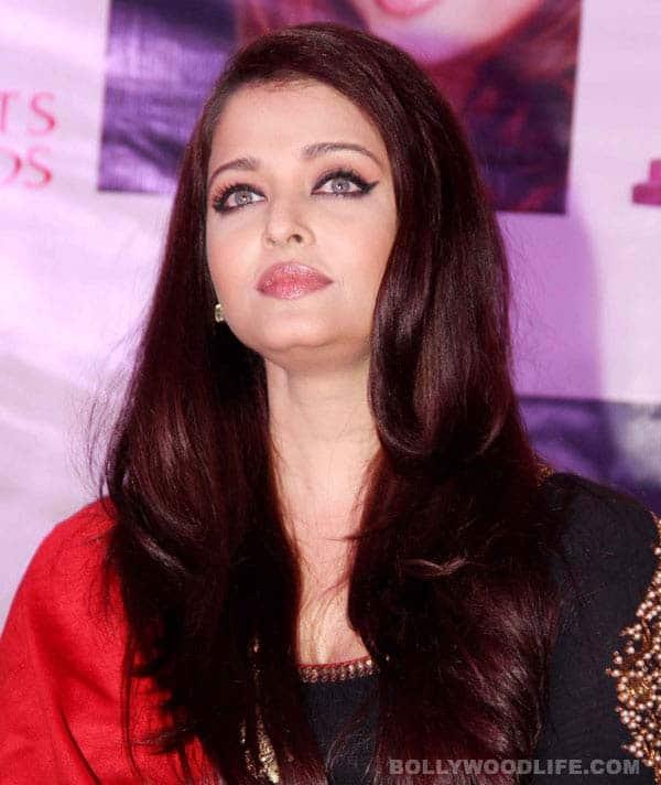 Why did Aishwarya Rai Bachchan accept Happy Anniversary?