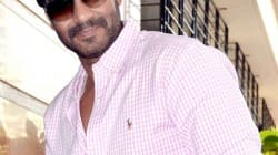 Ajay Devgn wears colourful threads as lucky charm after Himmatwala debacle