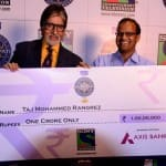 KBC 7: Amitabh Bachchan finds his first crorepati!