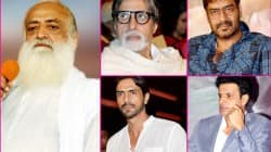 Who should play Asaram Bapu onscreen - Amitabh Bachchan, Ajay Devgn or Arjun Rampal