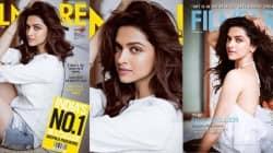 Deepika Padukone Filmfare photoshoot