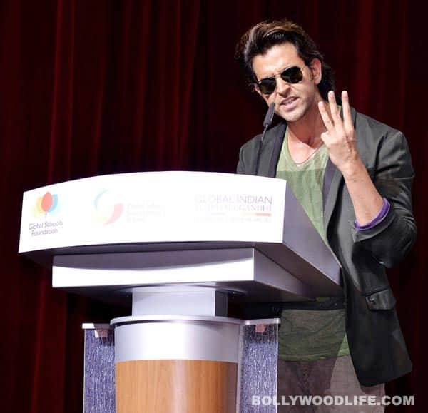 Hrithik Roshan: Sussanne is my reality check point!