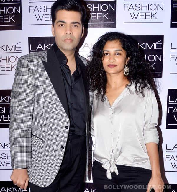 Are Karan Johar and Gauri Shinde teaming up?