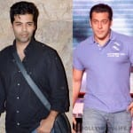 Is Karan Johar trying too hard to work with Salman Khan?