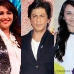 Why is Shahrukh Khan taking Madhuri Dixit and Rani Mukerji to Australia?