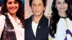 Shahrukh Khan to perform with Madhuri Dixit and Rani Mukerji