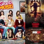 Box office report: Grand Masti becomes the fourth biggest weekend opener of 2013!