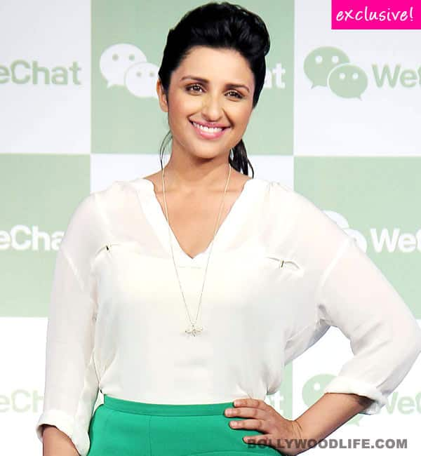 Parineeti Chopra: I don't discuss films with Priyanka Chopra!
