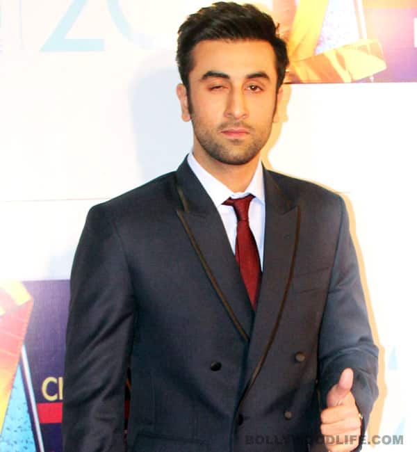 Ranbir Kapoor loses his cool…lashes out at reporters!